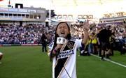 Ibrahimovic staunt: Kleines Mädchen singt Nationalhymne bei LA Galaxy