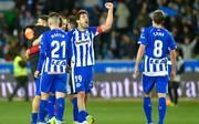 Deportivo Alaves kletterte in La Liga auf den vierten Platz