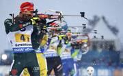 Biathlon: Weltcup-Finale in Oslo mit Dahlmeier, Herrmann, Peiffer, Die Biathleten starten am Donnerstag in Oslo in ihr Weltcup-Finale
