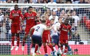 Kieran Trippier brachte Tottenham Hotspur mit einem direkt verwandelten Freistoß auf die Siegerstraße