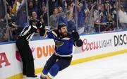 NHL, Stanley Cup: St. Louis Blues schlagen Boston Bruins in Spiel vier