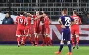 Der FC Bayern feierte im neunten Spiel unter Jupp Heynckes den neunten Sieg
