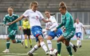 Faeroe Islands Women's v Germany Women's - 2019 FIFA Women's World Championship Qualifier