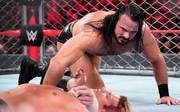 Drew McIntyre besiegte Dolph Ziggler bei WWE Monday Night RAW klar