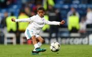 Cristiano Ronaldo Junior spielt für die U9 von Juventus Turin