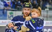 Der Sohn von Maury Edwards kam im November in Ingolstadt zur Welt
