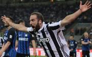 Gonzalo Higuain wechselt von Juventus Turin zum AC Mailand