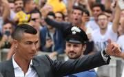 Cristiano Ronaldo spielt in der kommenden Saison bei Juventus Turin