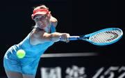 Maria Scharapowa ist bei den Australian Open ausgeschieden