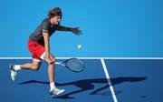 Alexander Zverev ist die Nummer fünf der Weltrangliste