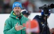 Mark Kirchner wird neben den Biathlon-Herren auch die Damen übernehmen