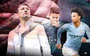 James Rodríguez (M.) verlässt den FC Bayern nach zwei Jahren wieder