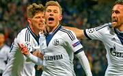Max Meyer-FC Schalke 04-NK Maribor-Jubeltraube