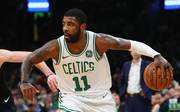 Kyrie Irving ist Point Guard der Boston Celtics