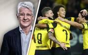 SPORT1-Experte Marcel Reif (l.) findet, dass der BVB bis jetzt in dieser Saison alles richtig gemacht hat