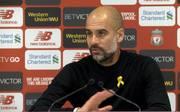 Manchester City: Trainer Pep Guardiola adelt FC Liverpool nach Unentschieden