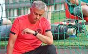 Läuft Jose Mourinhos Zeit bei Manchester United bald ab?