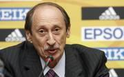 Leichtathletik: Haftbefehl gegen zwei ehemalige Leichtathletik-Topfunktionäre , Walentin Balachnitschew ist ehemaliger russischer Verbandspräsident in der Leichtathletik
