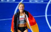 Gina Lückenkemper lost die zweite Runde im DFB-Pokal aus