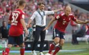 Bayern-Trainer Niko Kovac setzte in der bisherigen Saison viel auf Rotation