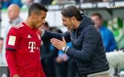 Daten: Der Ausfall von Thiago Alcantara ist für den FC Bayern ein großer Verlust