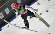 Markus Eisenbichler flog in Planica auf den dritten Platz