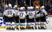 NHL, Stanley Cup: St. Louis Blues bezwingen Boston Bruins in Spiel fünf