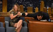 Ronda Rousey Visits 'The Tonight Show Starring Jimmy Fallon'