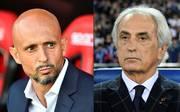 Vahid Halilhodzic (r.) übernimmt beim FC Nantes das Traineramt von Miguel Cardoso