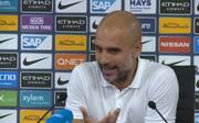 Premier League: ManCity-Coach Pep Guardiola erklärt den Verzicht auf Leroy Sane