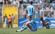 Der TSV 1860 München verpasste trotz einer Halbzeitführung gegen Holstein Kiel den Sieg