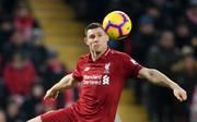 FC Liverpool: James Milner wird von seinem Lehrer vom Platz gestellt, Liverpools James Milner sah gegen Crystal Palace Gelb-Rot