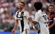 Cristiano Ronaldo brachte Juventus gegen Genua in Führung