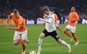 Gleich am 1. Spieltag der EM-Qualifikation kommt es zum Duell Niederlande gegen Deutschland