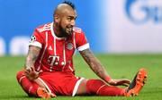 Arturo Vidal hat noch einen Vertrag bis 2019 beim FC Bayern