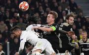 Ajax triumphiert über Juve und Cristiano Ronaldo