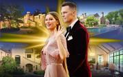 Die Luxusvillen der Stars mit Tom Brady und Gisele Bündchen