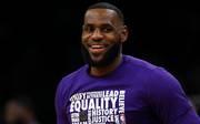 NBA: LeBron James mit großspuriger Aussage über Ost-Teams nach Trades
