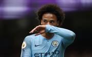 Leroy Sane steht noch bis 2021 bei Manchester City unter Vertrag