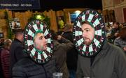 Darts Superfans Dress Up For The World Championship