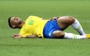 Neymar sorgte bei der WM in Russland auch durch seine Schauspieleinlagen für Aufsehen