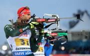 Biathlon-WM: Arnd Peiffer führt Einzel-Aufgebot an, Arnd Peiffer hofft bei der Biathlon-WM in Östersund auf ein gutes Ergebnis
