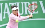 Tennis, WTA: Tatjana Maria in Nottingham im Halbfinale, Tatjana Maria besiegt Ajla Tomljanovic und steht im Halbfinale