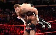 Sami Zayn verlor bei WWE Money in the Bank 2018 gegen Bobby Lashley