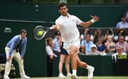 Novak Djokovic gewann bisland dreimal in Wimbledon