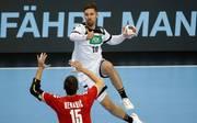 Handball-WM 2019: Fabian Wiede lieferte die meisten Assists im deutschen Team