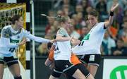 Die DHB-Frauen verlieren den Gruppen-Showdown gegen die Niederlande klar