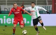 Sercan Sararer (r.) spielte zuletzt für die SpVgg Greuther Fürth