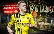 Lennart Thy spendete Stammzellen und bekam dafür den FIFA-Fairplay-Preis