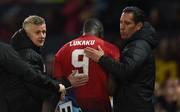 Romelu Lukakus Zukunft bei Manchester United ist ungewiss